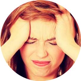 тяжело протекают приступы боли