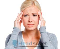 Лечение приступов мигрени у женщин