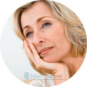 Головные боли при климаксе виды терапии