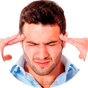 Мужская головная боль