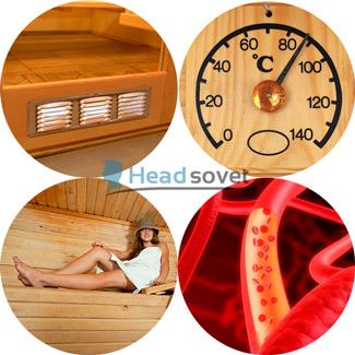 причины по которым может болеть голова в бане или сауне