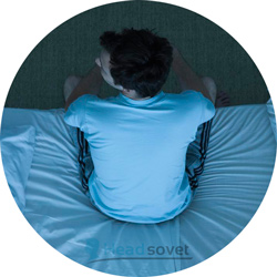 Причины головных болей при бессоннице