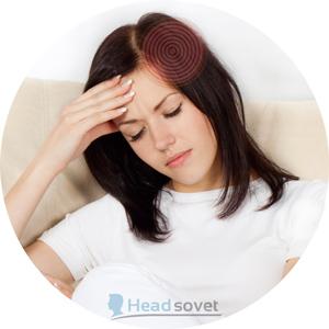 Мигрень вызвана психологией
