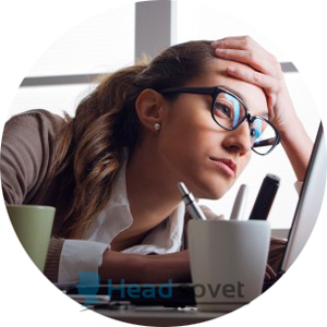 головная боль от трудоголизма