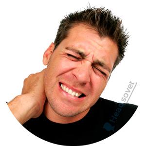 затылок болит