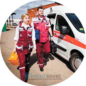 Врачи скорой помощи