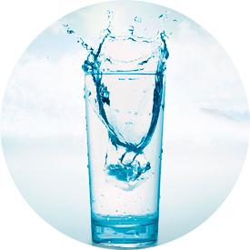 Вода чистая