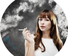 Кружится голова от сигарет