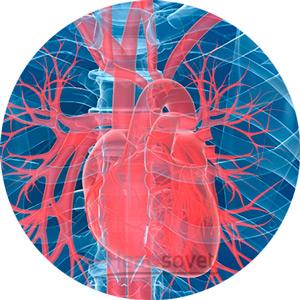 Отеки из-за сердечно-сосудистых болезней