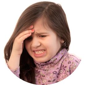 у ребенка внутричерепное давление